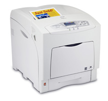Ricoh & Color Laser Printer SP C420